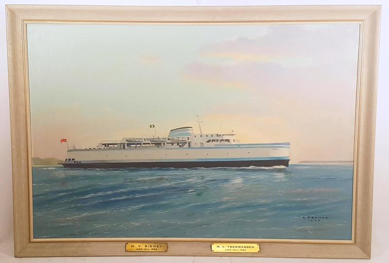 MV Sidney & MV Tsawwassen - A. Frank.1.jpg