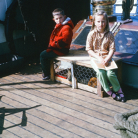 12. 25 Rex and Marian Brown leaving Pine Island SMALL.jpg